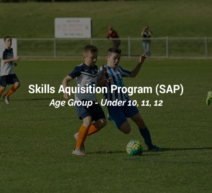 Skills Acquisition Program (SAP)